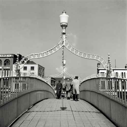 Image of Ha'penny Bridge