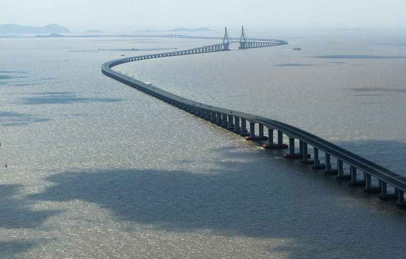 Image of Hangzhou Bay Bridge (2008)
