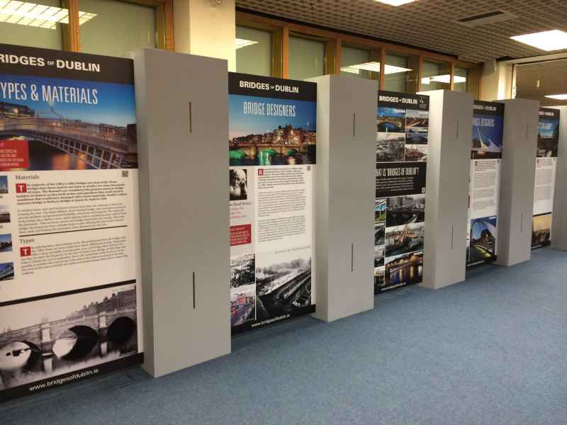 Image of Bridges of Dublin Exhibition