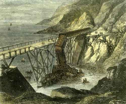 Image of Bray Train Crash (1867)