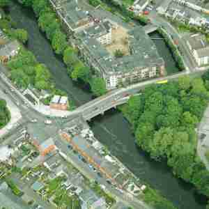 Anna Livia Bridge & Chapelizod Village (2012)