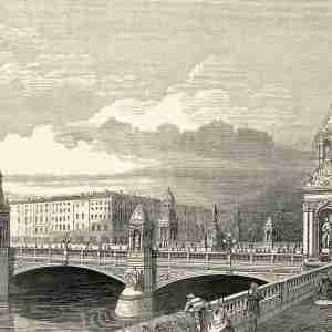 O'Connell Bridge - Design and Engineering
