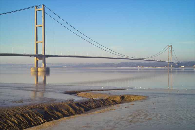 Image of Humber Bridge (1981)
