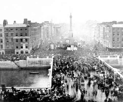 Image of O'Connell Bridge - History