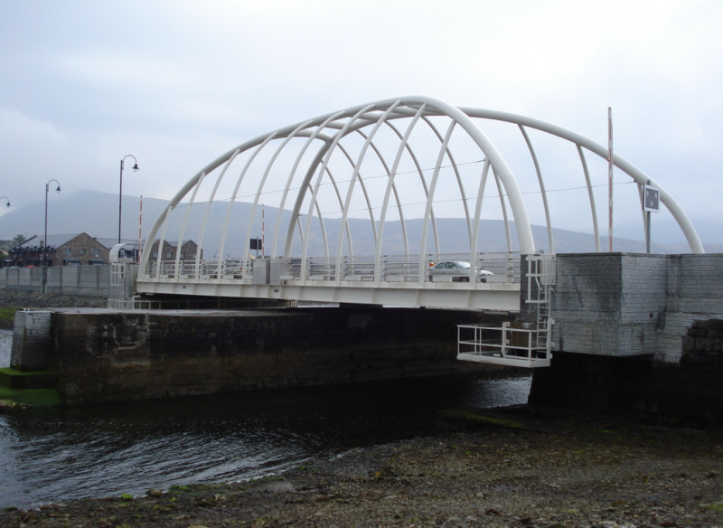 Image of Michael Davitt Bridge (2008)