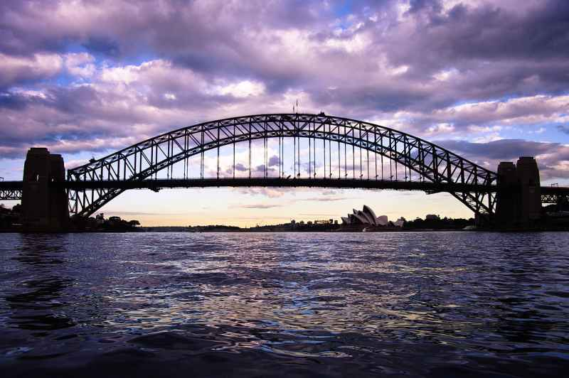Image of Sydney Harbour Bridge (1932)