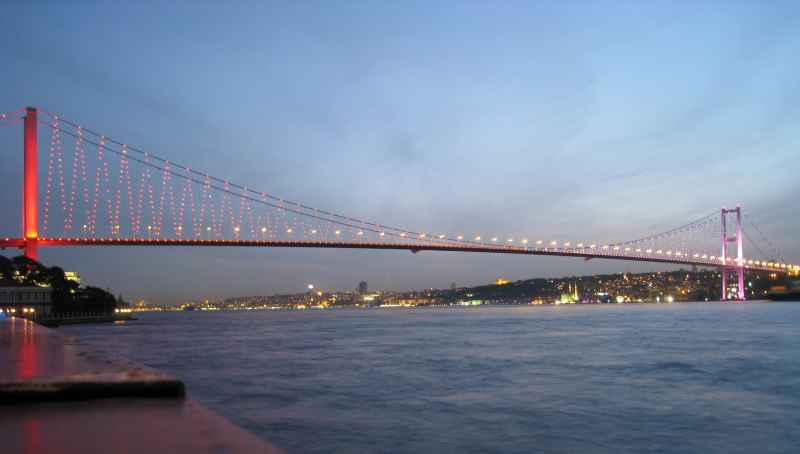 Image of Bosphorus Bridge (1973)