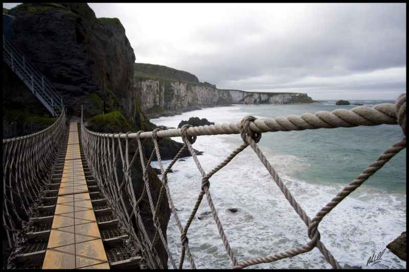 Image of Carrick-a-Rede Rope Bridge (2008)