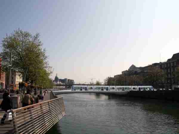 Rosie Hackett Bridge - Mockup (2011)