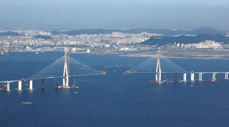 Image of Incheon Bridge (2009)
