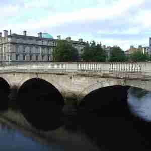 O'Donovan Rossa Bridge - East view