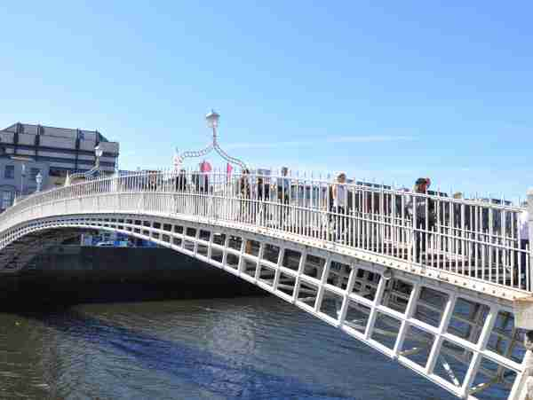 Ha'penny Bridge (2012)