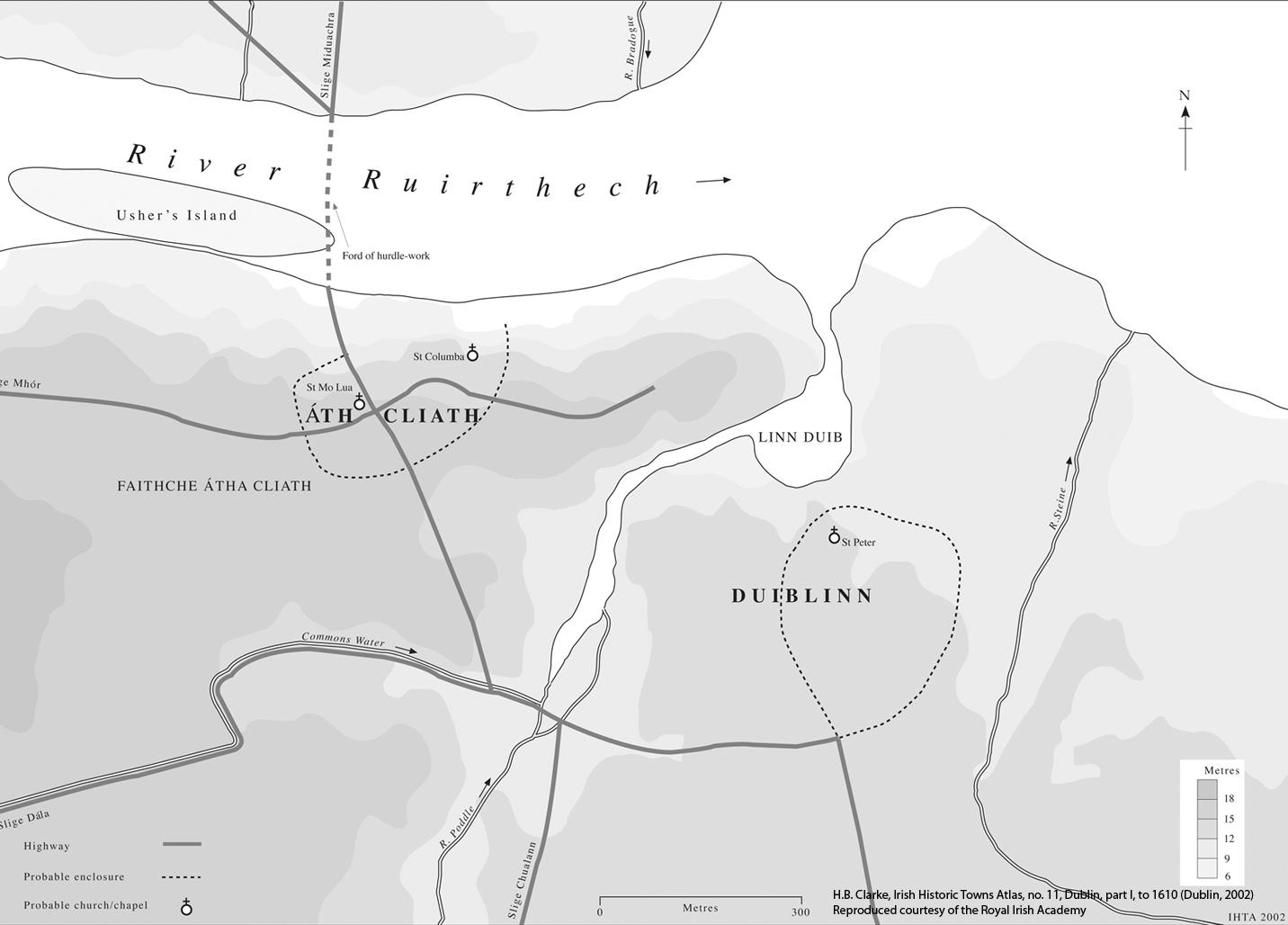 840C map