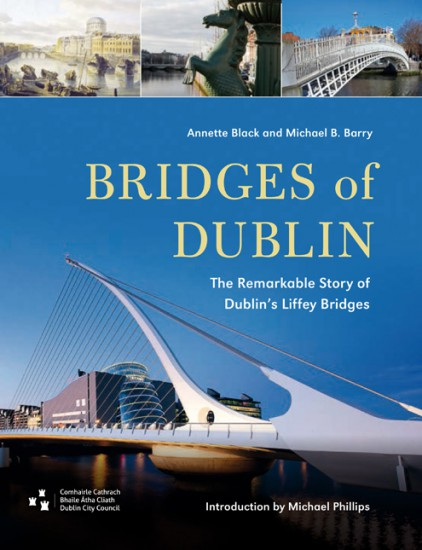 Image of Bridges of Dublin book