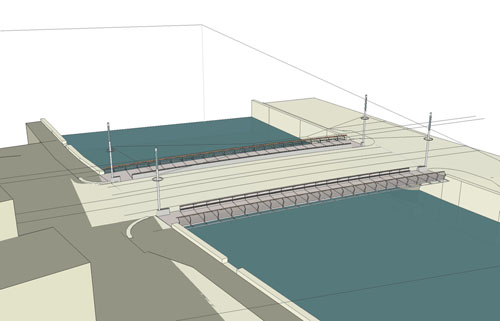 Image of Rosie Hackett Bridge - Design & Engineering